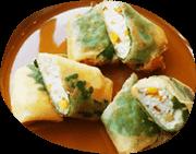 豆腐春巻き