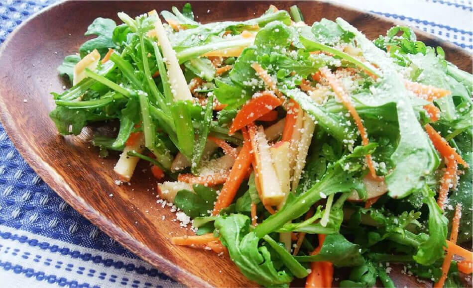 菊菜サラダ